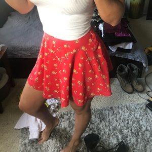 Mink skirt forever 21